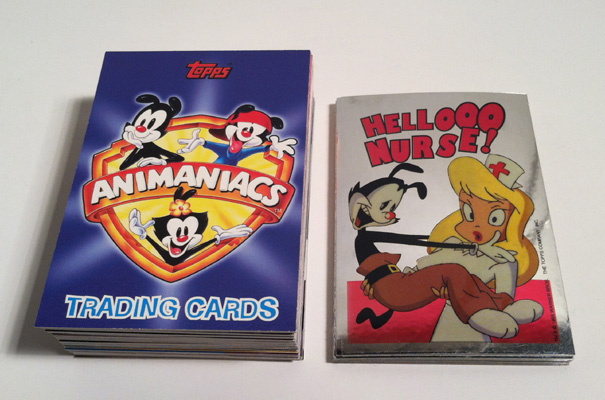 Animaniacs Card Set