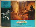 Battlestar Galactica Window Card