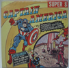 Captain America Super 8 Film