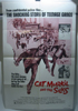 Cat Murkil and the Silks Original 1 Sheet Movie Poster