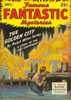 Famous Fantastic Mysteries December 1942