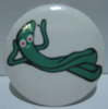 Gumby Pin