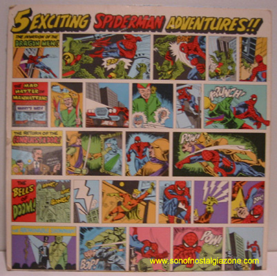 Amazing Spiderman Record Volume 2