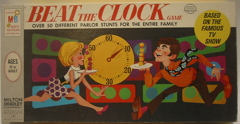 Beat the Clock Game