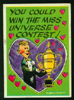 Topps Funny Valentine Card